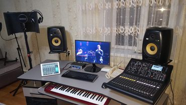 Студия звукозаписи сокулук! запись в Сокулук