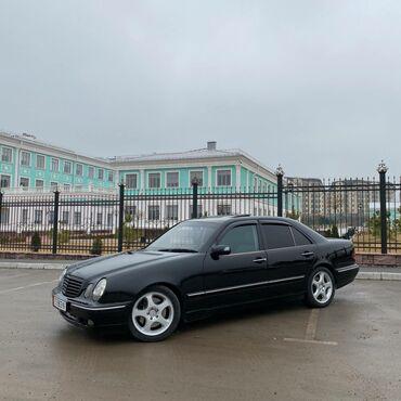 Mercedes-Benz E 430 4.3 л. 2002 | 215 км
