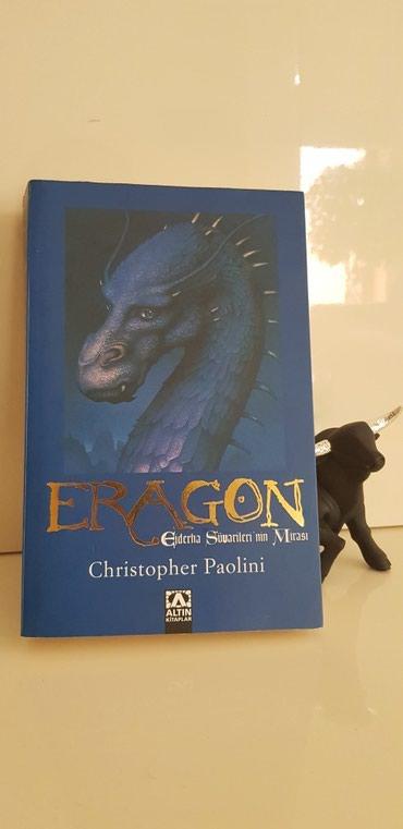 Bakı şəhərində Christopher Paolini - Eragon (Ejderha Süvarisinin Mirası).