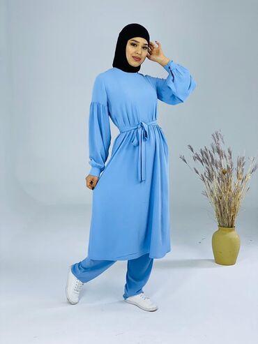 Платье Свободного кроя XL
