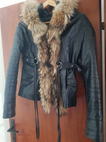 Jakna-koza - Srbija: Nova kozna jakna Jagnjeca koza