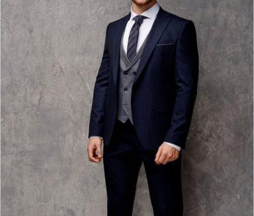 Продаю костюм мужской,р50-52,цвет в Бишкек