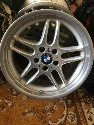 bmw m3 2 3 kat в Кыргызстан: Продаю диски на BMW 37 стиль разноширокие