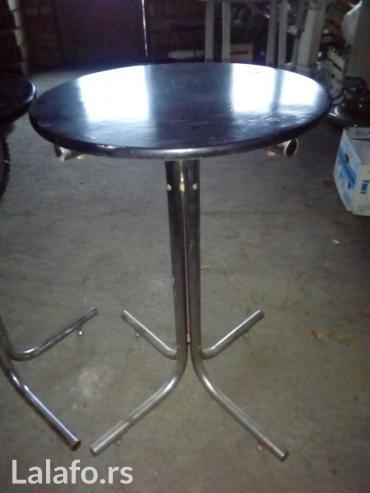 3 ugostitrljka stola sa aktuelnim izgledom. Cena po komadu. - Ruma
