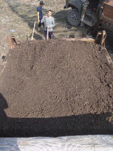 купить чернозем в мешках в Кыргызстан: Перегной Чернозём Черназем Чернозем доставка по городу ЗИЛ перегной р