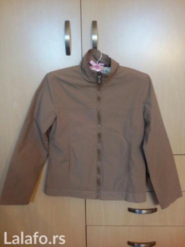 Jesenja-zenska-suskava-jaknica-broj-pisite-inox - Srbija: Krem jaknicaxs, suskava super za jesen i prelazan periodzgodna za