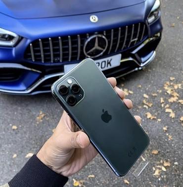 Yeni IPhone 11 Pro 64 GB Qara