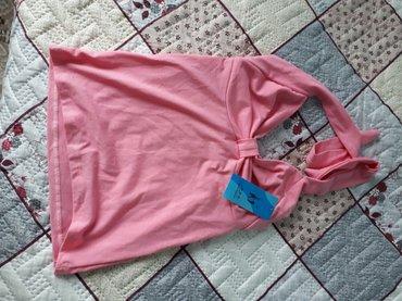 Топик розовый новый ! для подростков в Бишкек