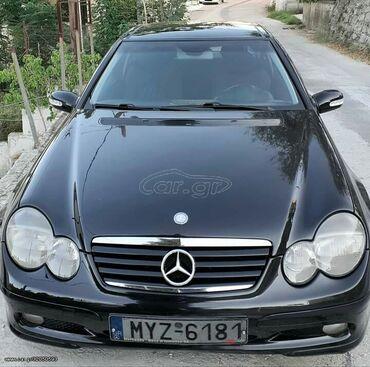 Mercedes-Benz C 200 1.8 l. 2005   211000 km