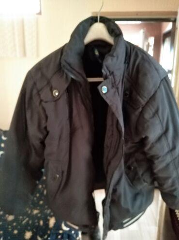 Siva zimska jakna vel 16
