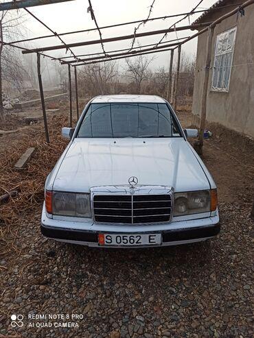Mercedes-Benz W124 2.3 л. 1989