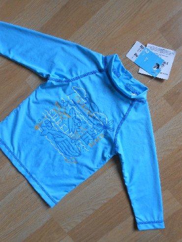 Ostala dečija odeća | Becej: NOVO Decathlon Profilter UPF50+ majica za kupanje vel 2 god Novo i nek