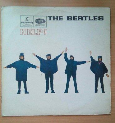 Lp The Beatles - Help!, Jugoton, očuvan. Preuzimanje po dogovoru lično - Beograd