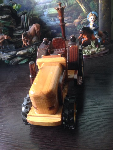 Uşaq dünyası Qubada: El iwidir taxdadan yonulma traktor