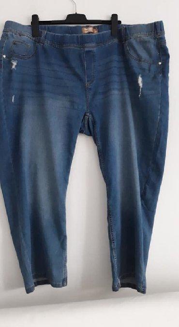Na gumu duzina - Srbija: Pantalone Janina 58 Novo cena 2000 **pamuk elastinjako rastegljive