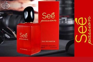 Bakı şəhərində Giorgio Armani Si Passione Eau De Parfum for Women xanım ətrinin