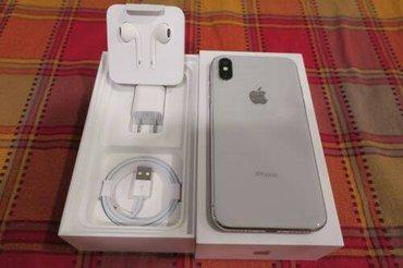 Bakı şəhərində Apple iPhone x (PRODUCT)sliver - 256GB - Red Smartphone