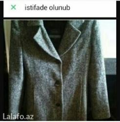 Bakı şəhərində Palto 40razmer baha  alinib