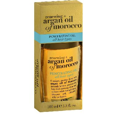 Марокканское масло арганы
