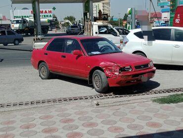Daihatsu в Кыргызстан: Daihatsu Applause 1.6 л. 1993   200000 км