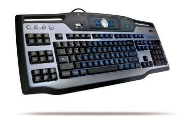 Клавиатура Logitech G11 Gaming USB (967929-0112) в Бишкек