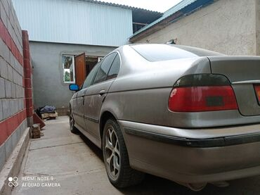 Транспорт - Кызыл-Суу: BMW 5 series 2.8 л. 1996 | 300000 км