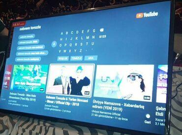aka - Azərbaycan: Akai firmasinin televizoru.600 azn.ekran olcusu 108 di.Smartdi.youtube