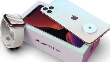 IPhone 11 Pro 512Gb Unlocked Sim free Phone