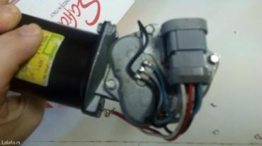 Motor za brisace reno megane 1
