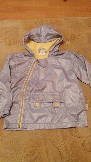 Prolecna jaknica,vel 86,duzina 35cm,rukav 30cm,ocuvana,100% pamuk - Krusevac