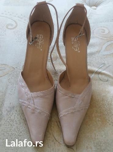 Cipele br 37,visina stikle 9cm - Krusevac
