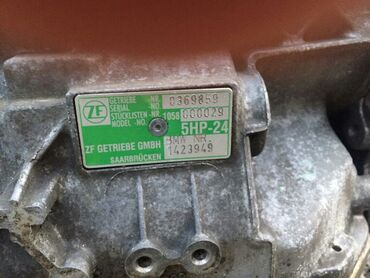 Bmw x3 xdrive30d at - Кыргызстан: Продаю АКПП 5HP 24 на запчасти коробка с Х5 объем 4.4