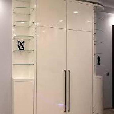 Шкафы в БишкекеШкафы Шкафы ШкафыЛюбой сложности и размеров Команда