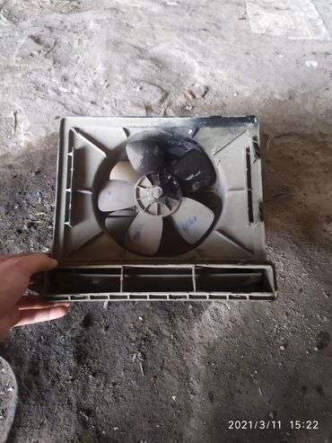 Транспорт - Байтик: Вентилятор печки на ваз 2107