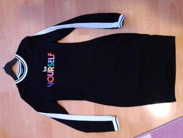 Personalni proizvodi | Nova Pazova: Uska crna haljina, samo jednom nosena. S velicina