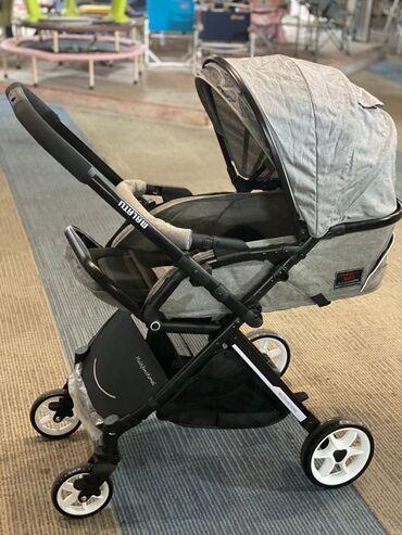 прогулочную коляску лёгкая и удобна в Кыргызстан: Продаю новую коляску ручка перекидная    Коляски Бишкек купить  Коляск