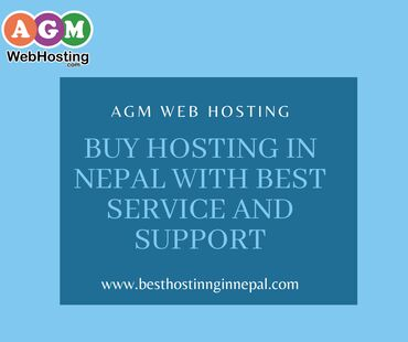 Buy Hosting in Nepal with Best Service and SupportSearching for Best