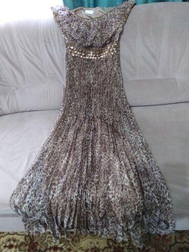 Платье гафре с подкладом размер 44-46