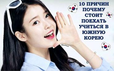 Обучение в южной корее. поступление на в Бишкек
