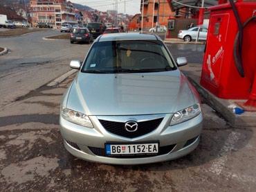 Mazda - Belgrade