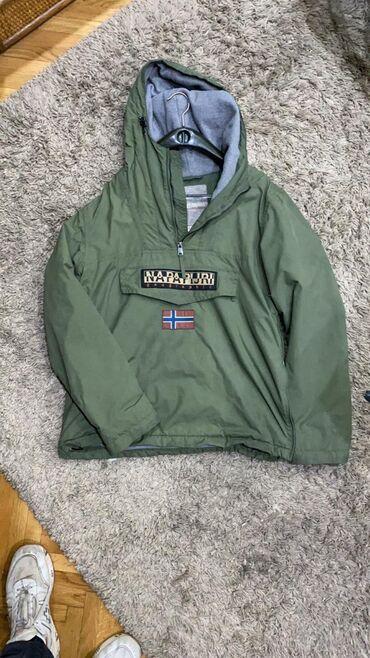 Napapijri original jakna L vel kao nova