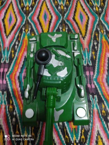 Игрушечный танк для мальчиков