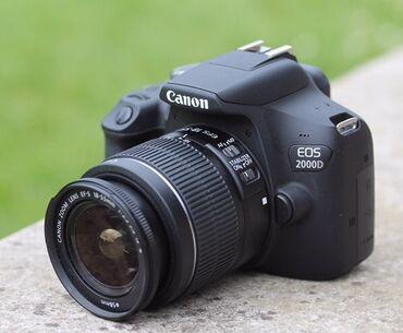 фотоаппарат 360 в Кыргызстан: Canon 2000D