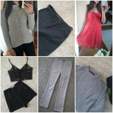 Haljina-fabiani - Srbija: Zara Rolka,pantalone, dzemper, sorc,haljina Sve imate pojedinacno
