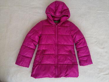 Ski jakne - Srbija: Beneton zimska jakna vel. 6 god.Odlična Beneton zimska jakna za