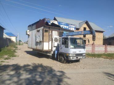 Услуги - Военно-Антоновка: Спецтехника Региональные перевозки   Борт 6 кг