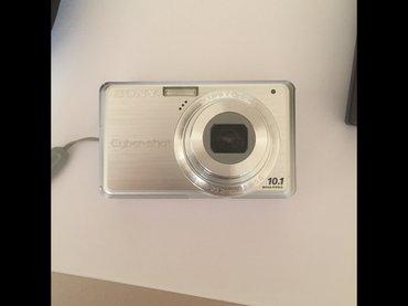 Bakı şəhərində Sonı dsc-s950 markalı fotoaparat. Ekranlı. 10. 1 megapixels.