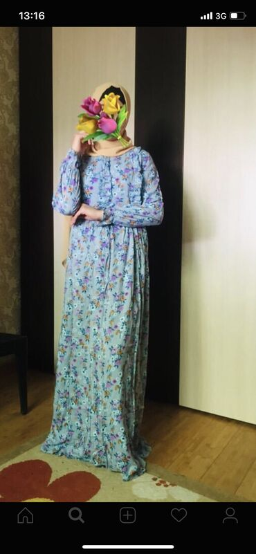Платье Свободного кроя By Zerga L