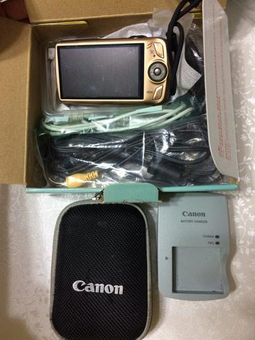 Компактный фотоаппарат Canon Digital IXUS 200 IS в Бишкек