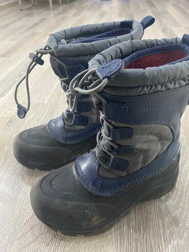 Обувь the Northface состояние отличное на 4-6 лет брючки х.б. на 3-5